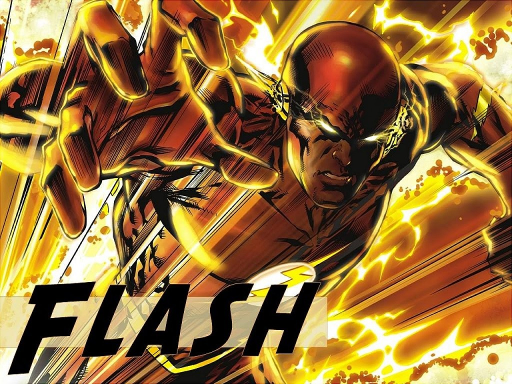 The Flash 1024 x 768 Flash Wallpapers 1024x768