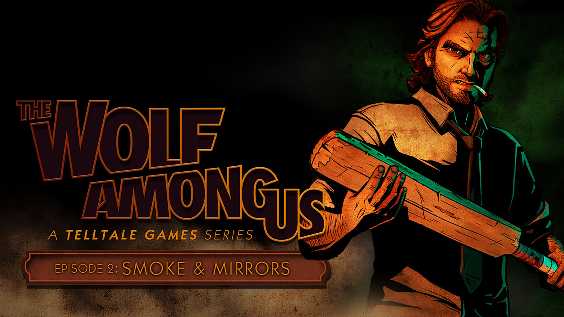 wallpapers of The Wolf Among Us You are downloading The Wolf Among Us 1920x1080