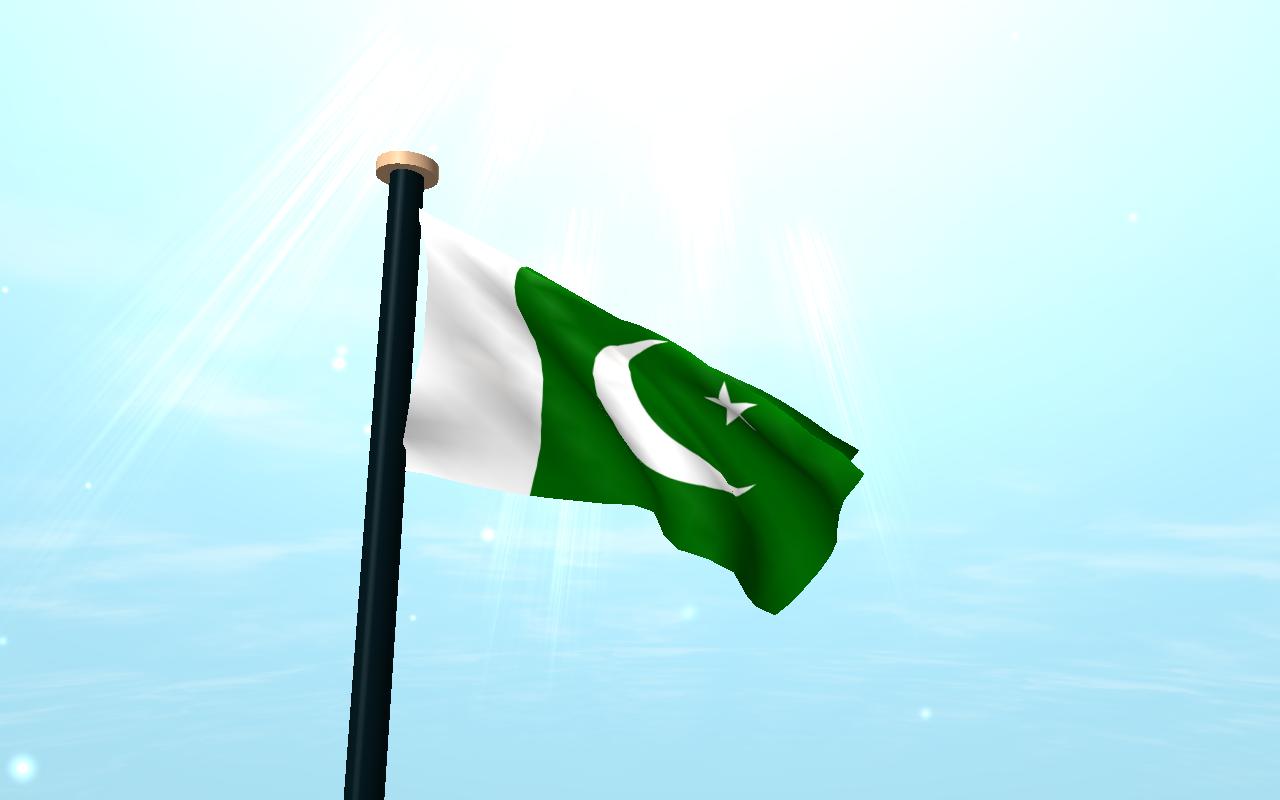 3d Pakistan Flag Live Wallpaper For Pc ...