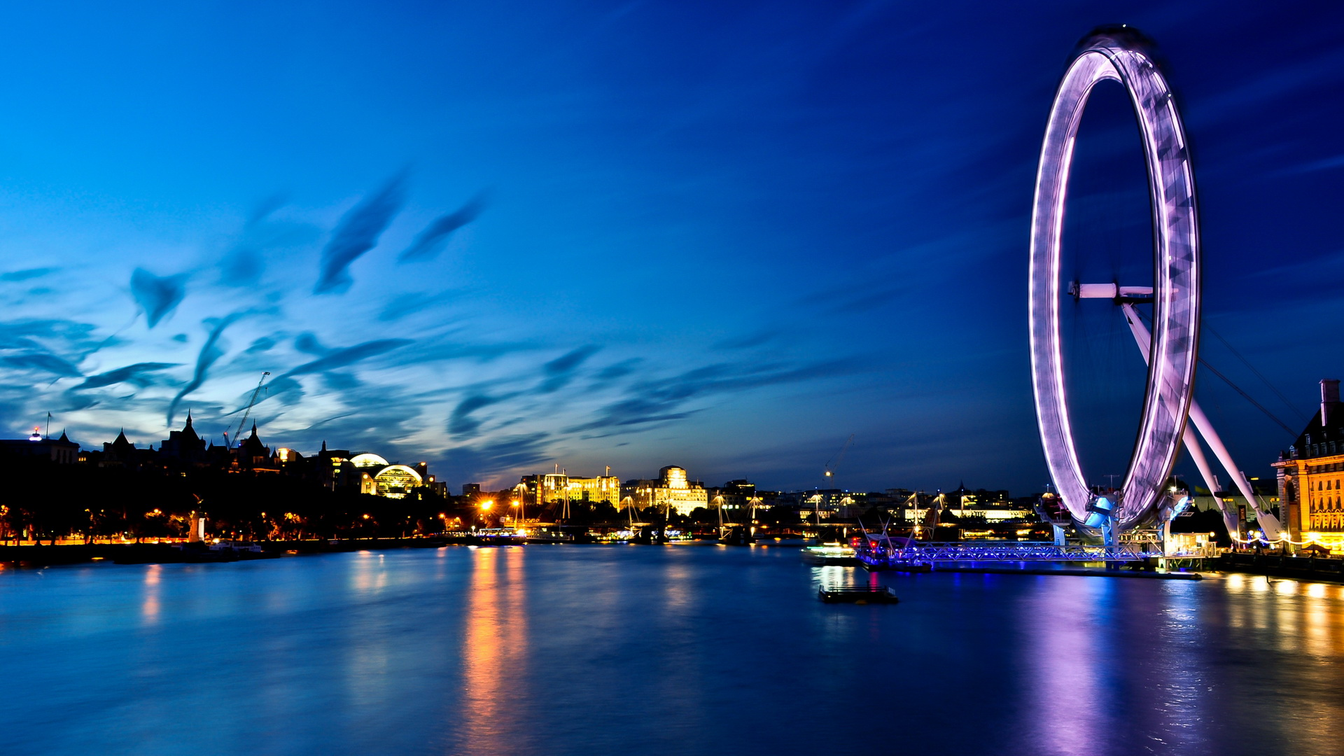 London Eye HD Wallpapers 1920x1080