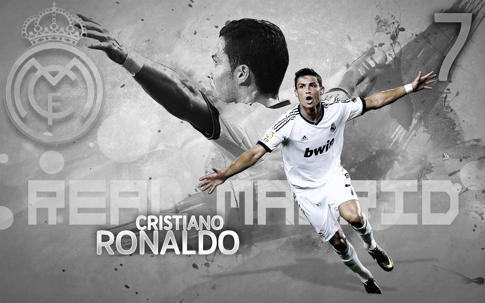 Cristiano Ronaldo HD Wallpapers   CR7 Best Photos Sporteology 1600x1000