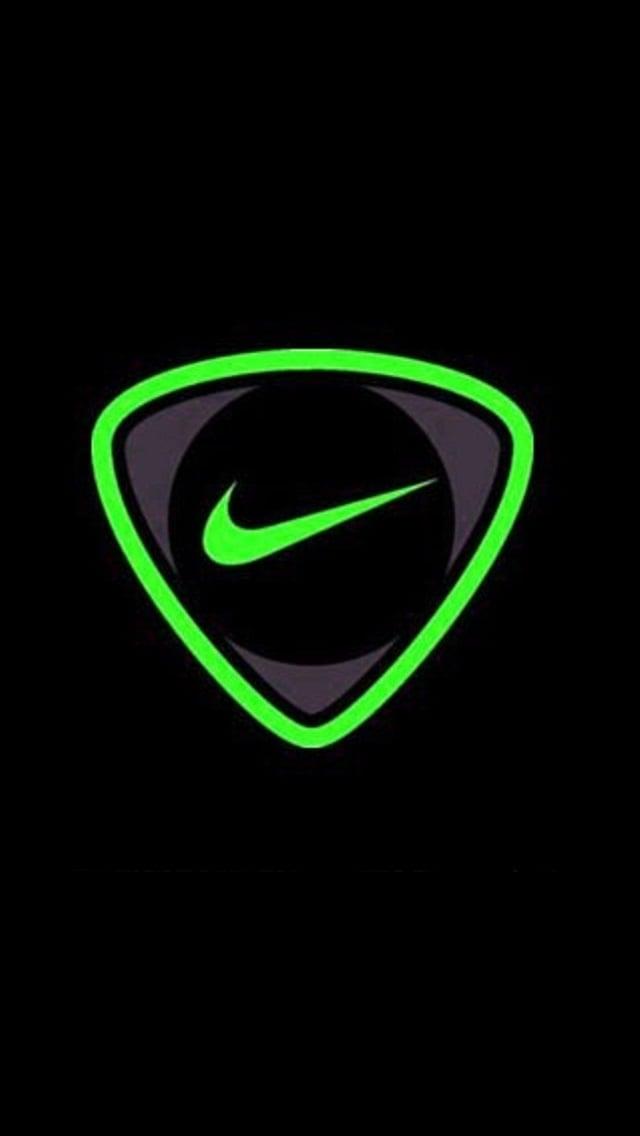 Green Nike Wallpaper - WallpaperSafari