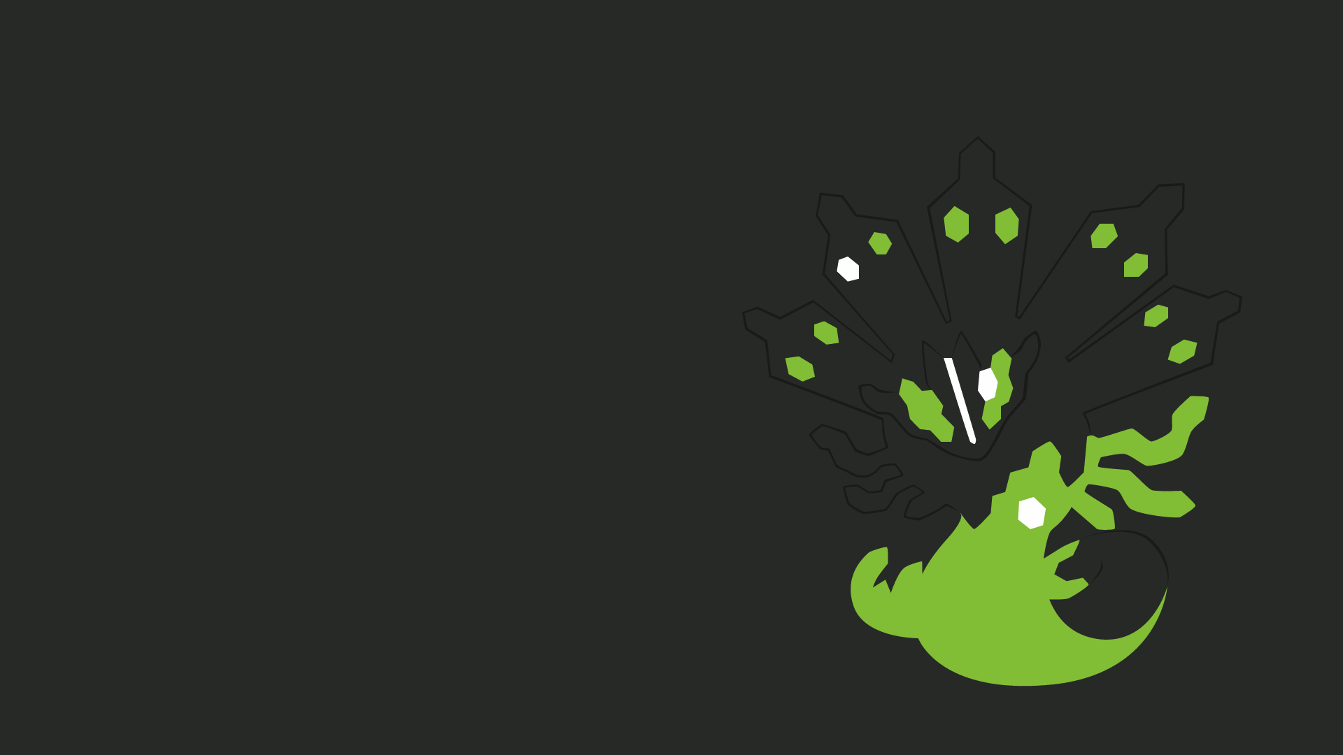 Pokemon Zygarde Wallpaper Wallpaper 1080p wallpaper 1920x1080