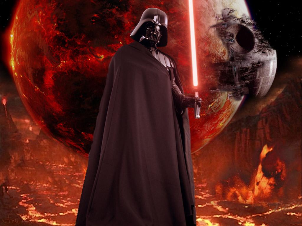 STAR WAR WALLPAPER Darth Vader Wallpaper 1024x768