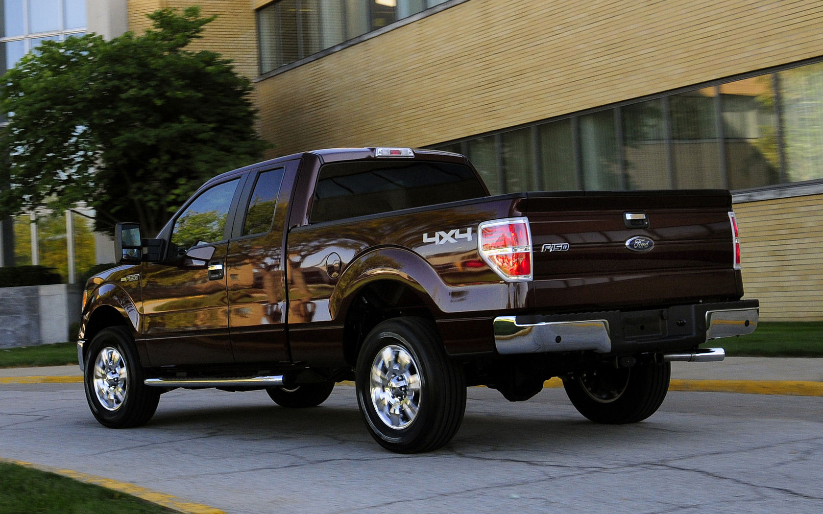 Ford > Ford F150 > Ford F150 Desktop Wallpapers > Widescreen Wallpaper