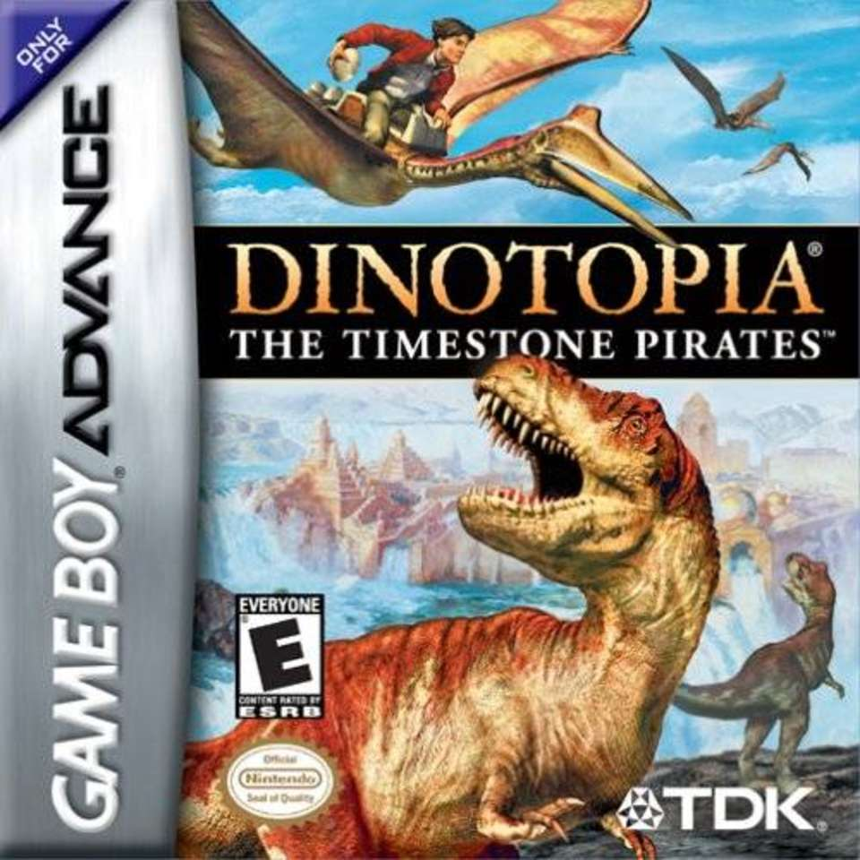 Dinotopia The Timestone Pirates Images   GameSpot 960x960