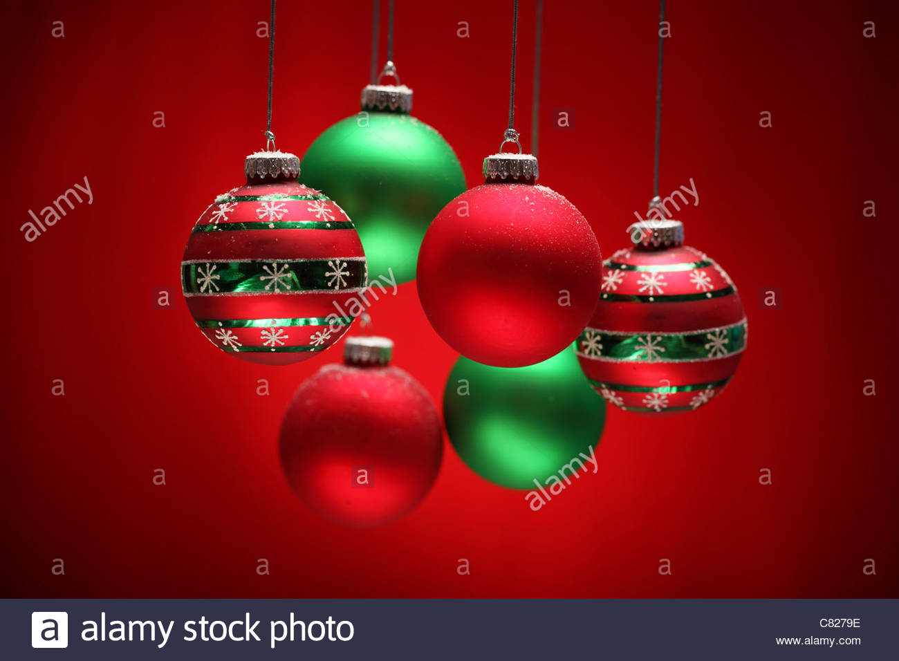 Free Download Green Christmas Wallpaper Background Stock Photos