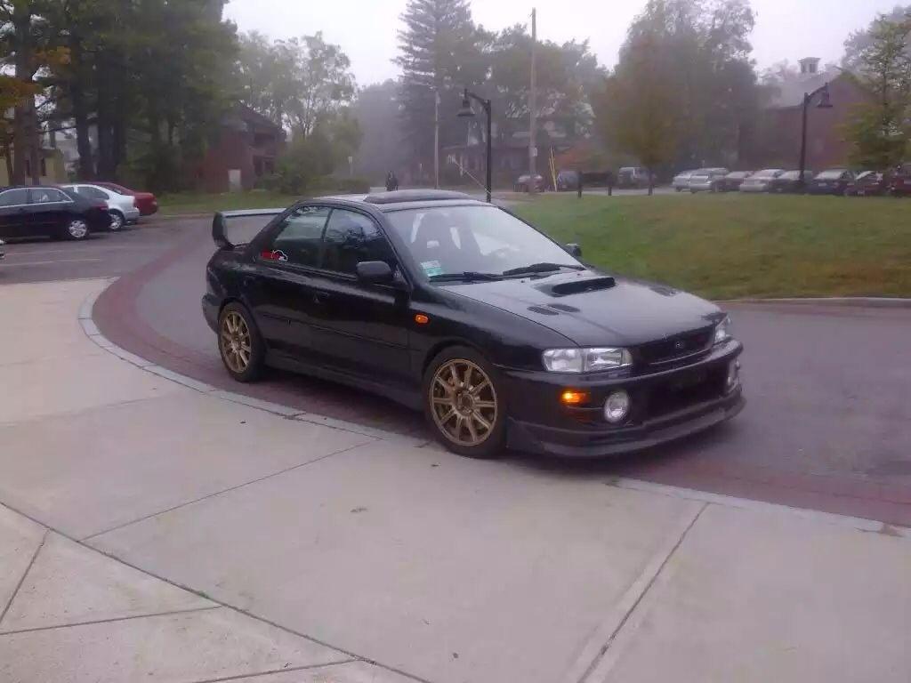 Subaru Impreza RSTi GC8 Impreza ideas Subaru Subaru cars 1024x768