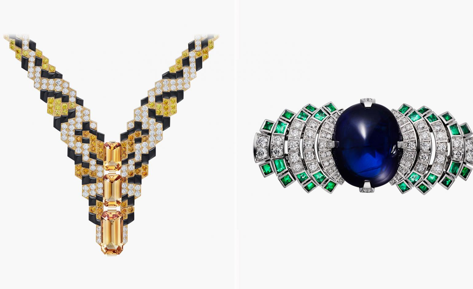 Cartiers new high jewellery at Paris Couture Wallpaper 1540x944