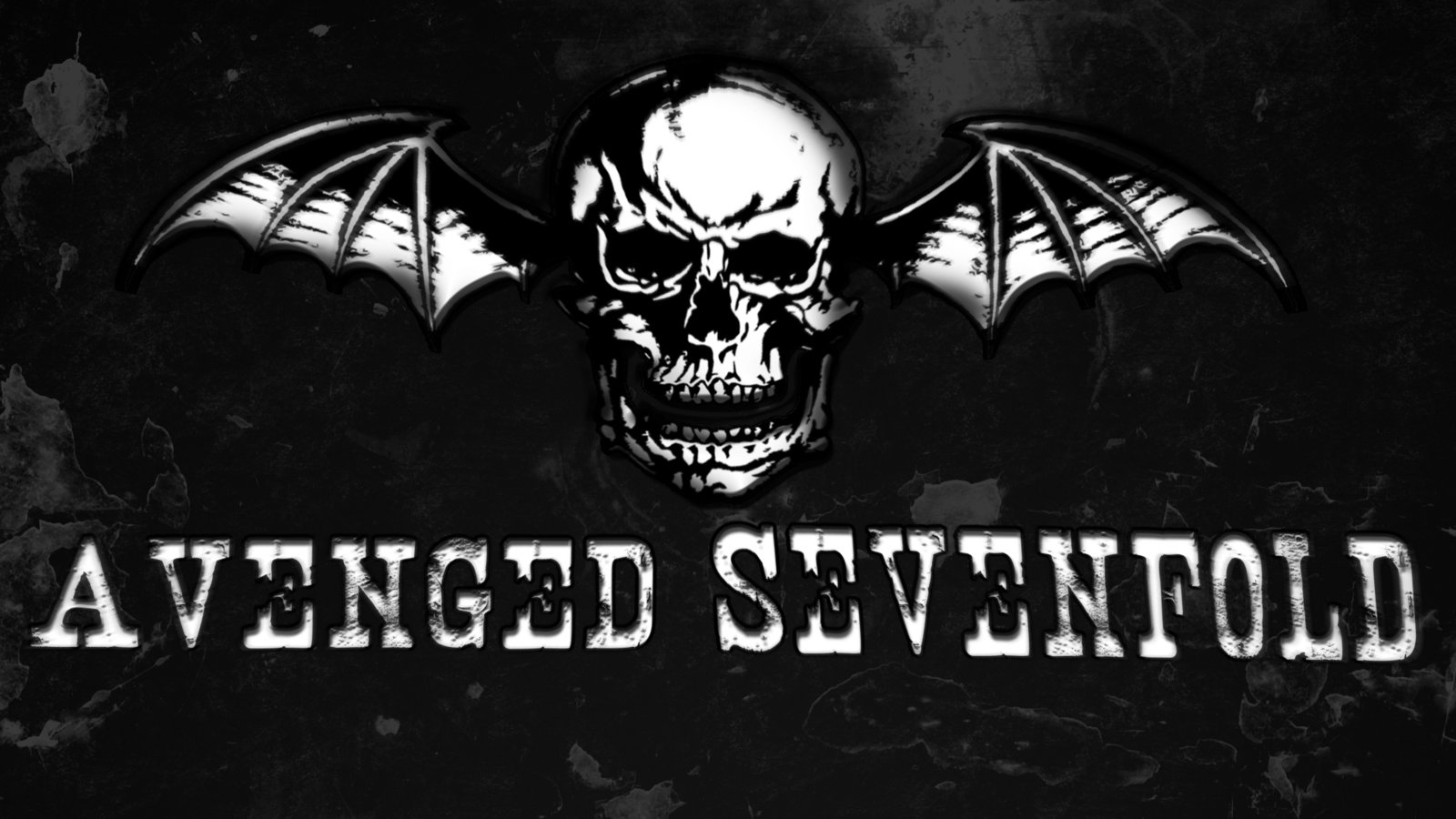 Avenged Sevenfold Deathbat Wallpaper by ChaoticHazard on Wallpaper 1600x900