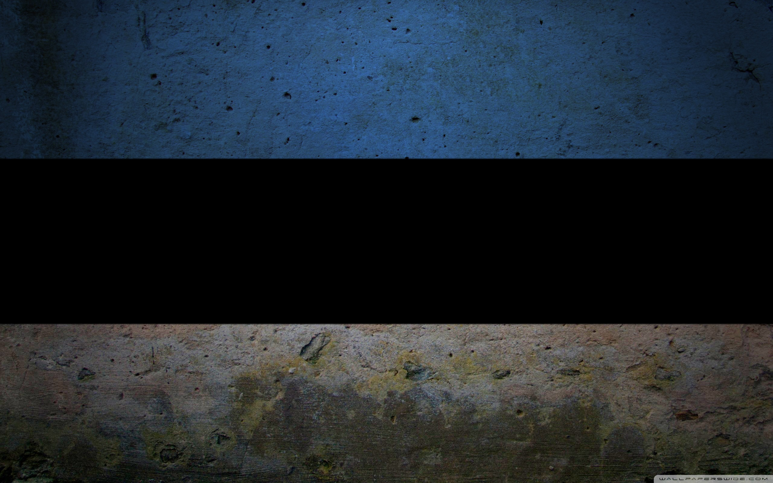 Grunge Flag Of Estonia 4K HD Desktop Wallpaper for 4K Ultra HD 2560x1600