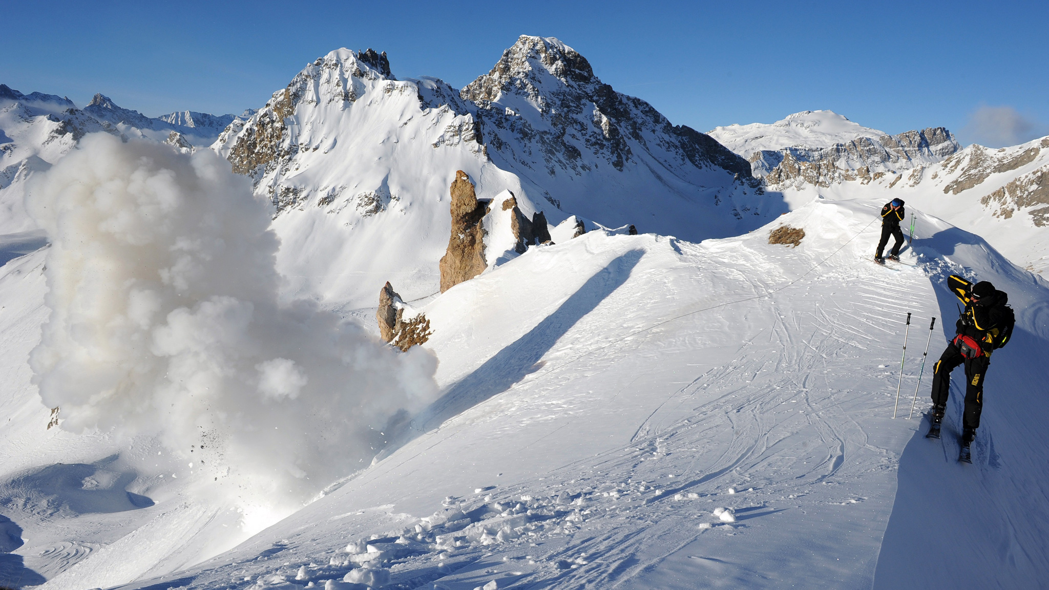 Charge   As Seen In Tignes   X Games 2048x1152