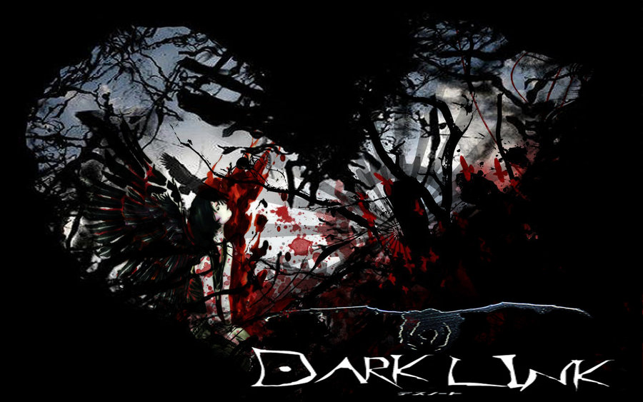 Wallpapers Dark Link And Link Wallpaper 900x563