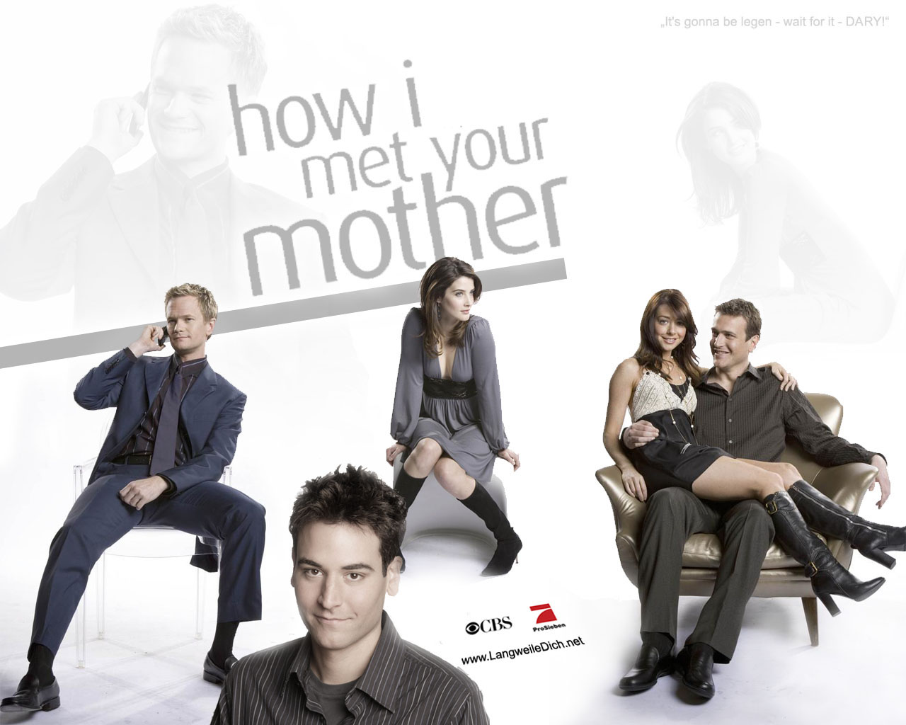How I Met Your Mother images How I Met Your Mother HD 1280x1024