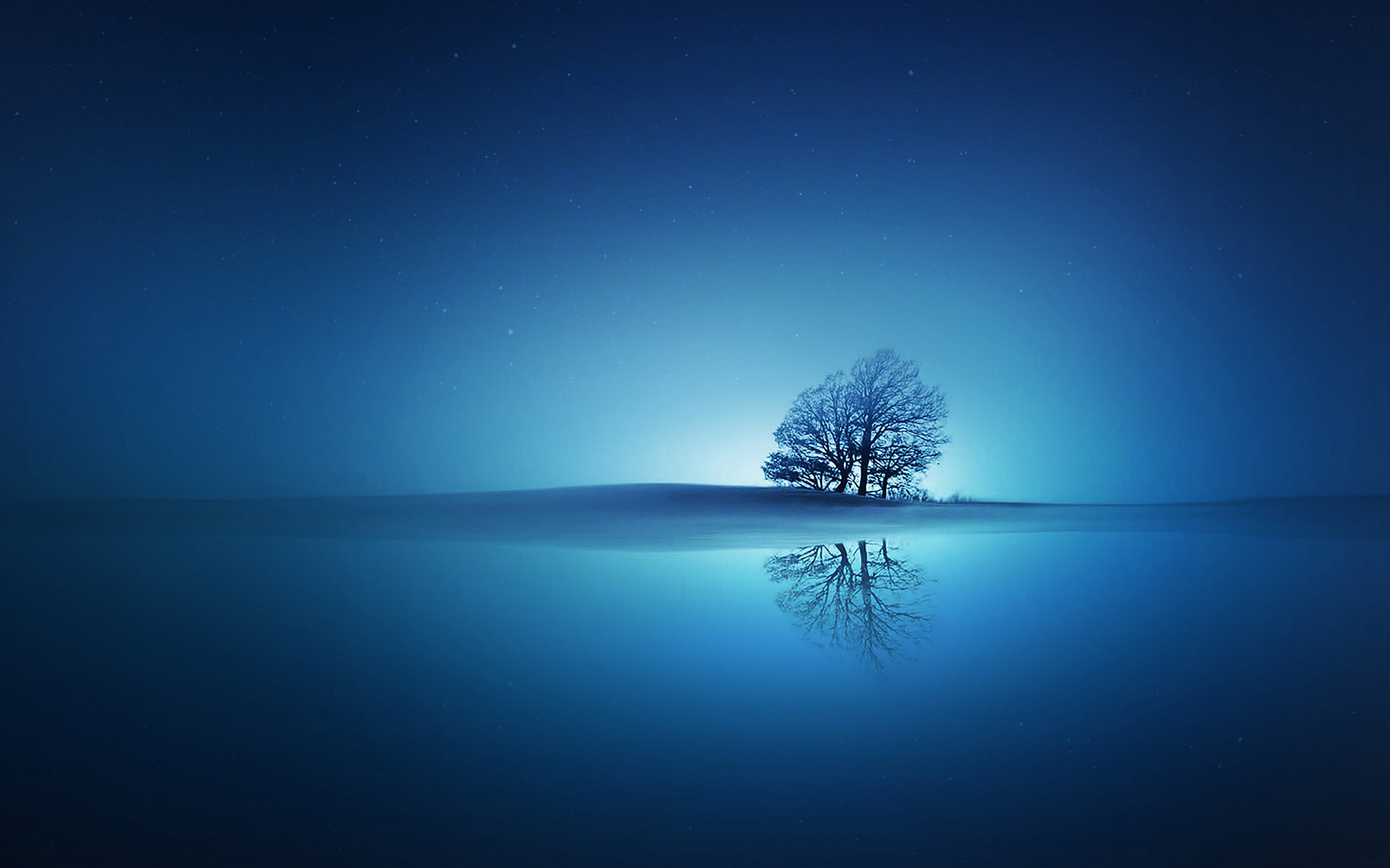 blue reflections wallpapers hd wallpapers