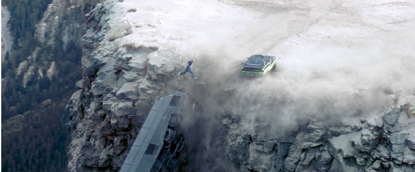 Furious 7 2015 Latest Movie Awesome and Action HD Wallpaper 16 1366x568