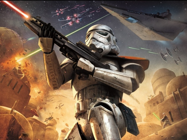 Wallpaper Star Wars Battlefront   Photos and Walls 630x473