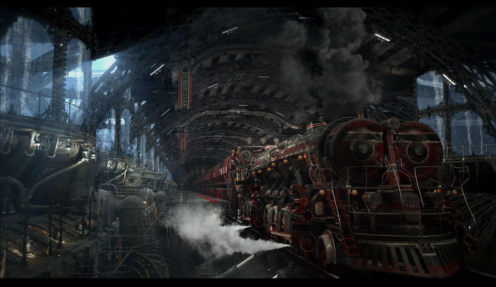 Steampunk Computer Wallpapers Desktop Backgrounds 1600x926