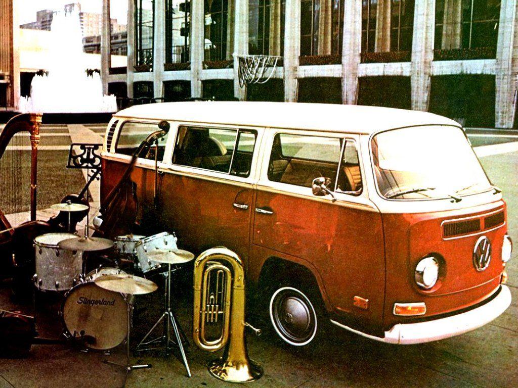 Volkswagen Bus Wallpaper Car Pictures 1024x768