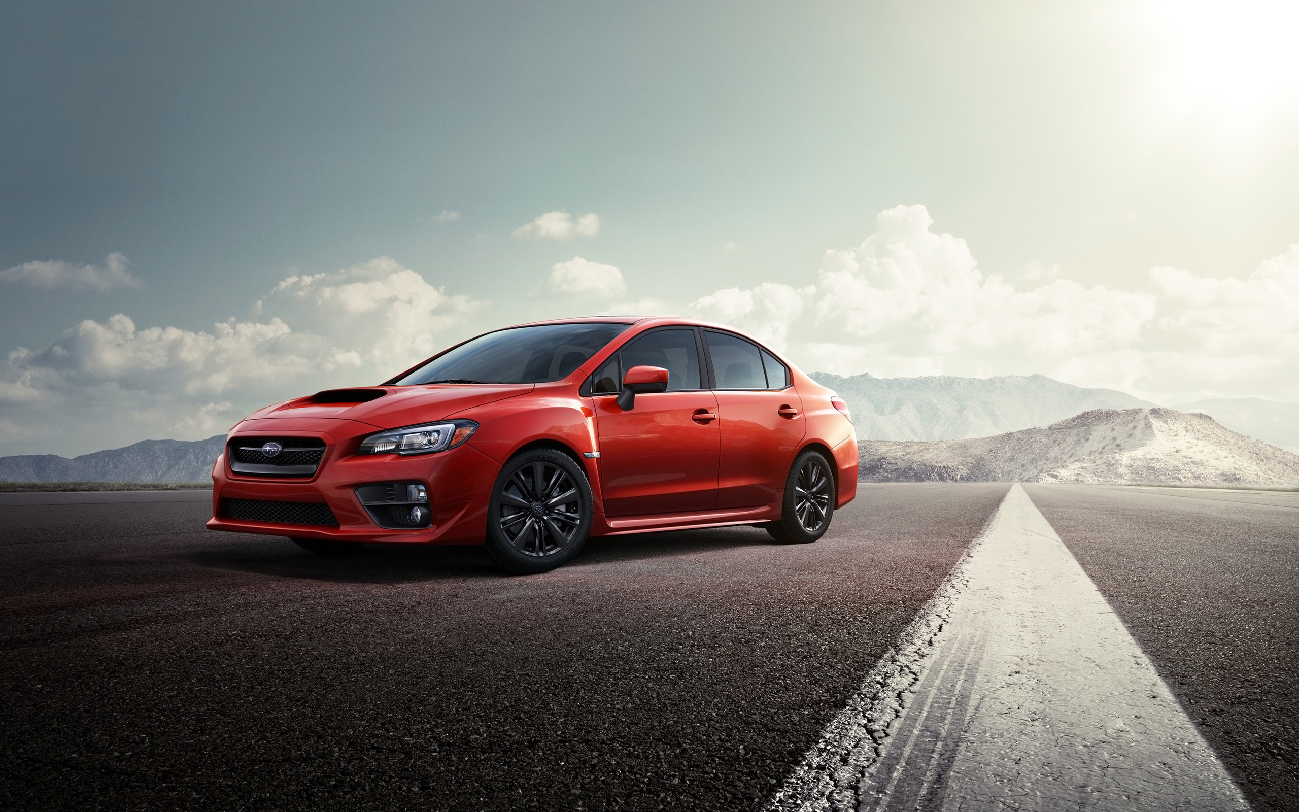 2015 Subaru WRX Wallpaper HD Car Wallpapers 2560x1600