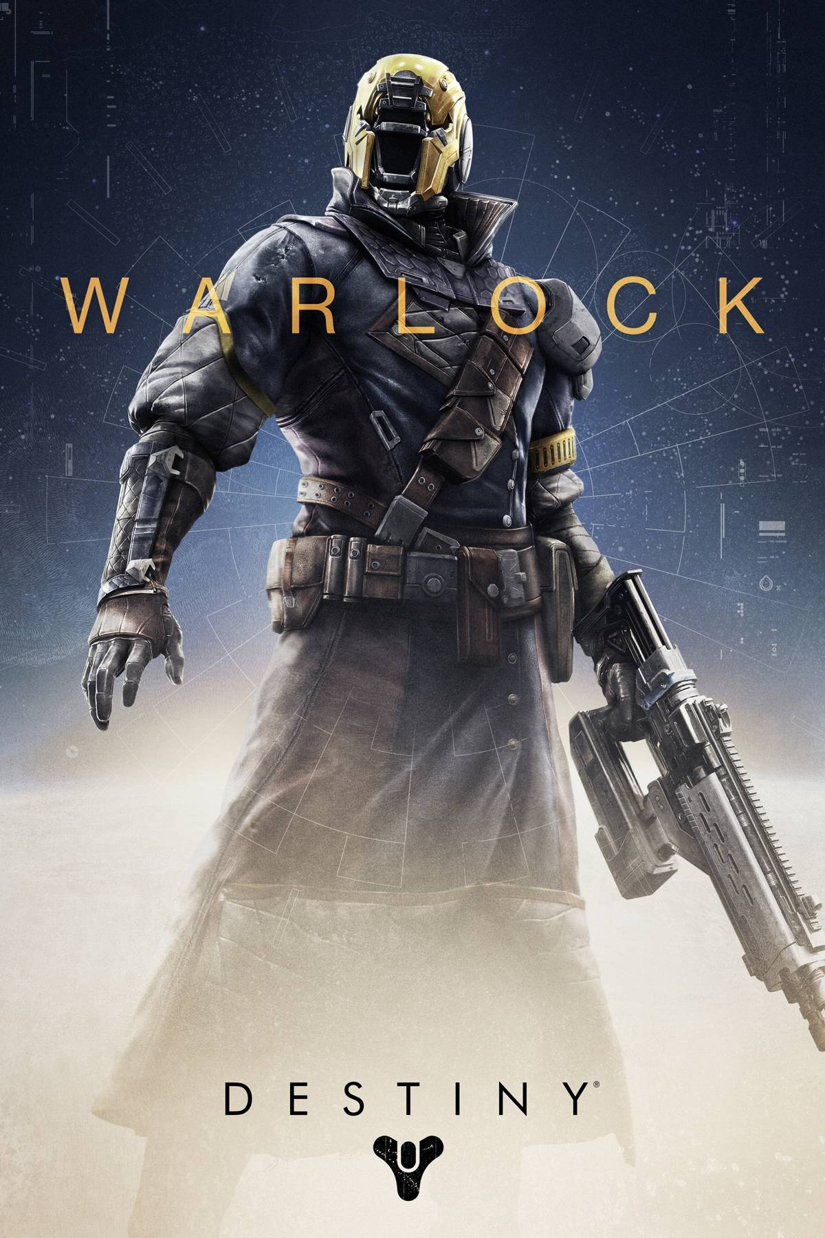 Awesome IPhoneandroid Destiny Wallpaper Warlock DestinyTheGame 1200x1800