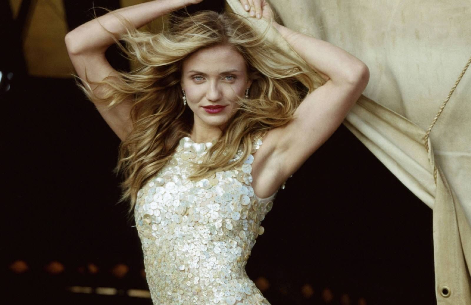 Cameron Diaz HD Desktop Wallpapers 7wallpapersnet 1600x1036