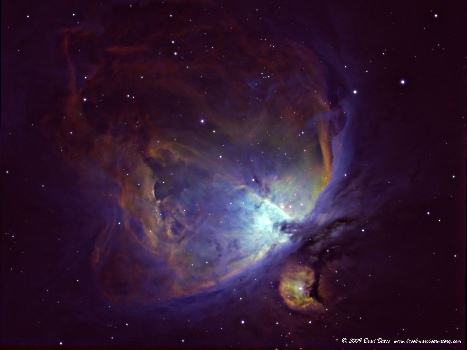 Hubble Orion Nebula Wallpaper - WallpaperSafari