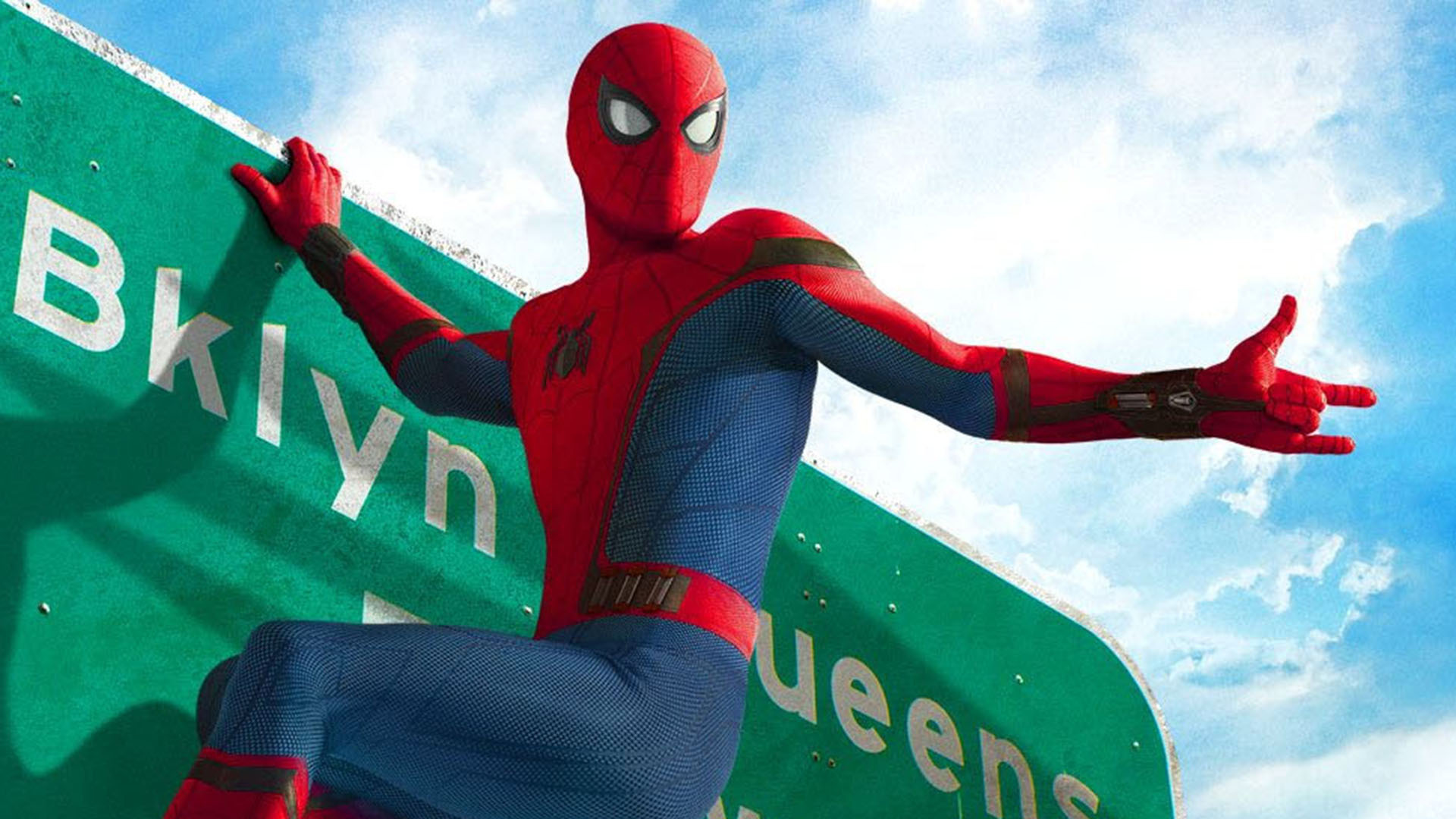 Spider Man Homecoming   Trailer 2 Video IGN Africa 1920x1080