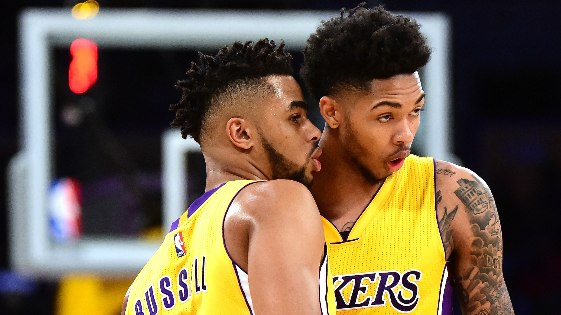 NBA trade rumors Lakers have no plans to trade young core that 1920x1080