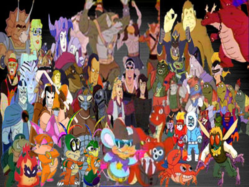 80S Cartoons 26 Desktop Background 800x600