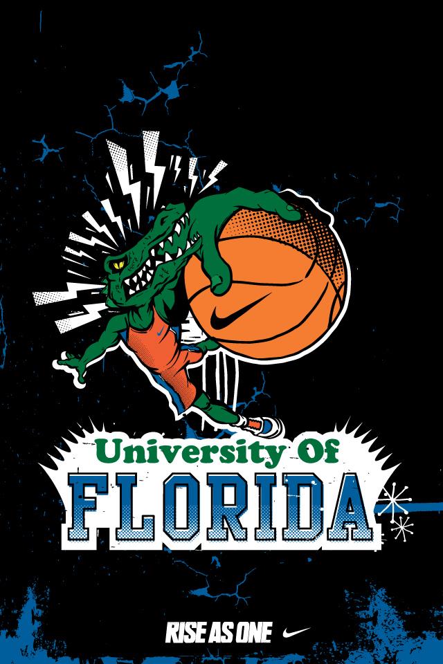 Florida gators phone wallpaper wallpapersafari - Florida gators background ...