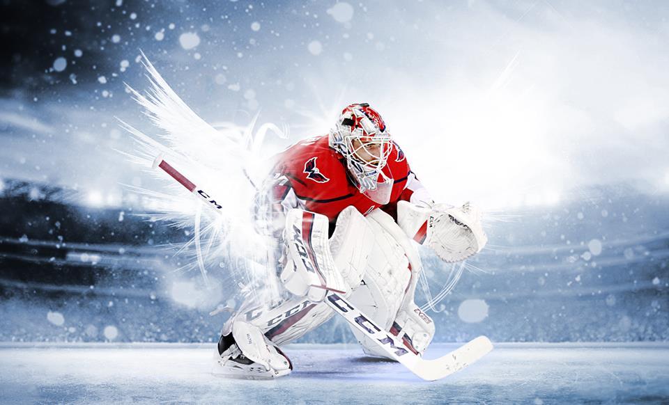 Braden Holtby Wallpaper capitals HD   NHL Hockey Goalies 960x582