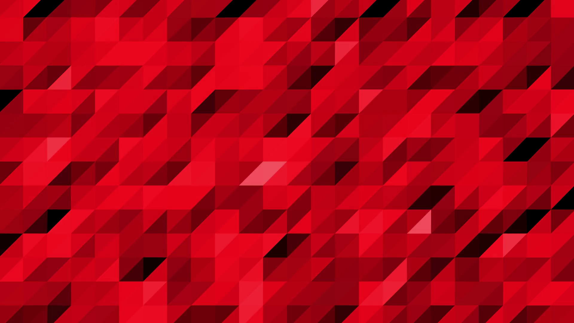 Abstract Polygonal Geometric Surface Low poly motion background 1920x1080