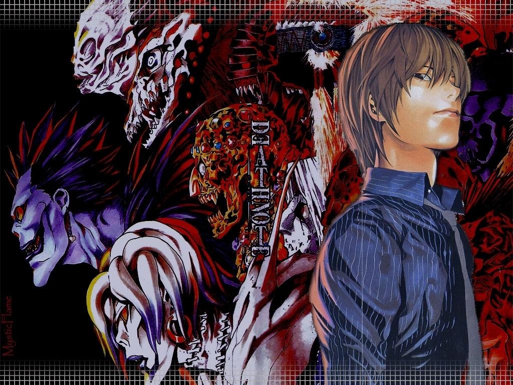 Light Yagami   Light Yagami Wallpaper 1523084 1024x768