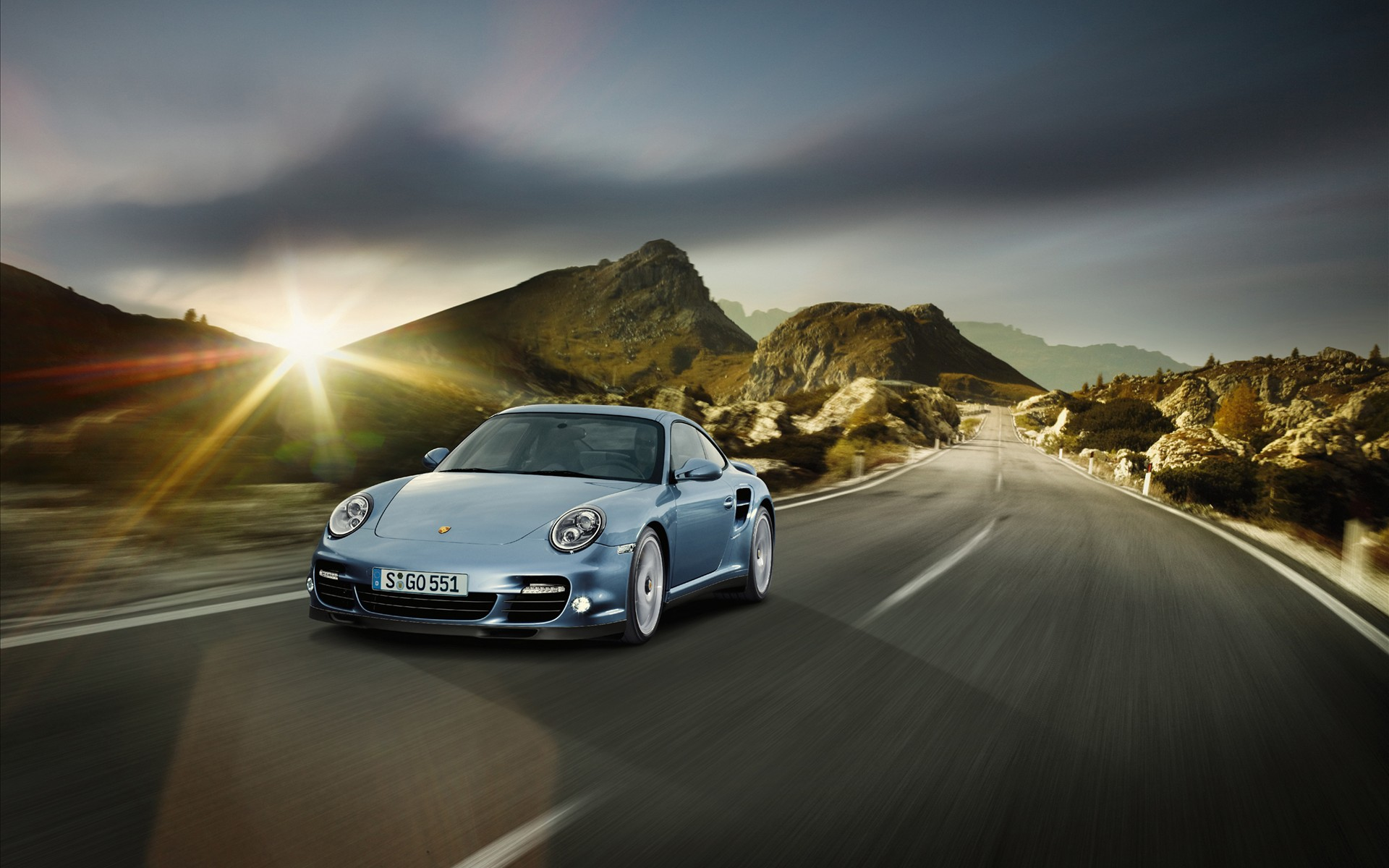 2011 Porsche 911 Turbo S Wallpaper HD Car Wallpapers 1920x1200