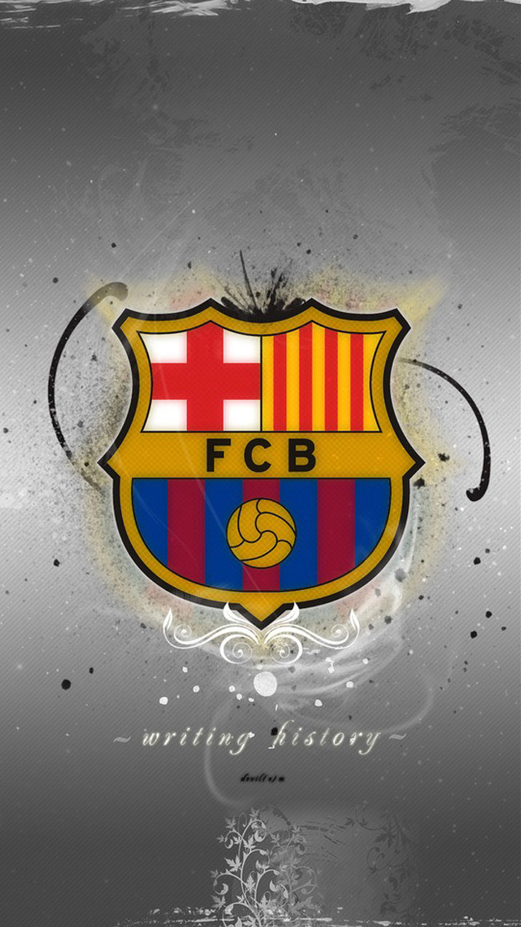FC Barcelona 01 iPhone 6 Wallpaper iPhone 6 Wallpapers 750x1334
