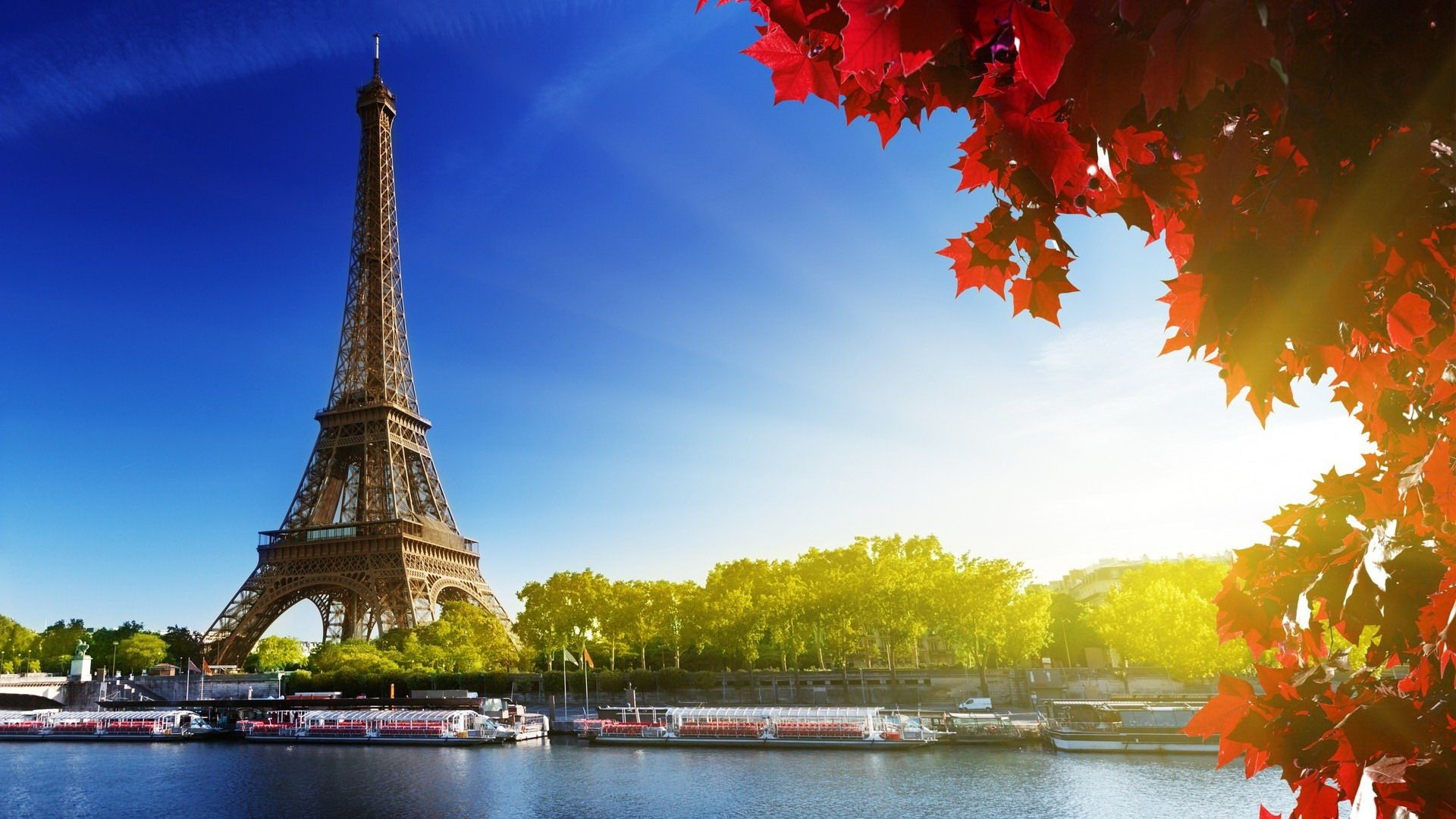 Paris France Wallpaper   Top Most Beautiful Countries of The World 1920x1080