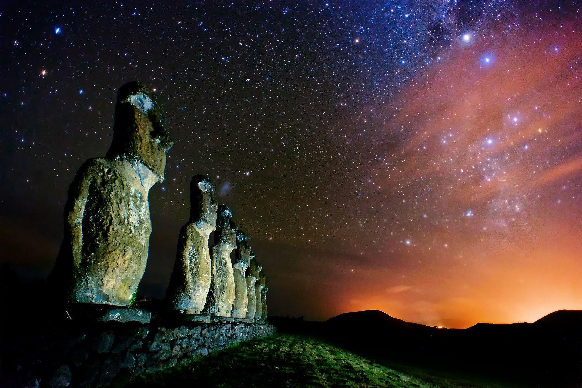 Moai Computer Wallpapers Desktop Backgrounds 1920x1280 1920x1280