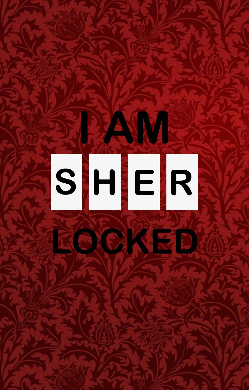 I AM Sherlocked Wallpaper - WallpaperSafari I Am Sherlocked Iphone Wallpaper