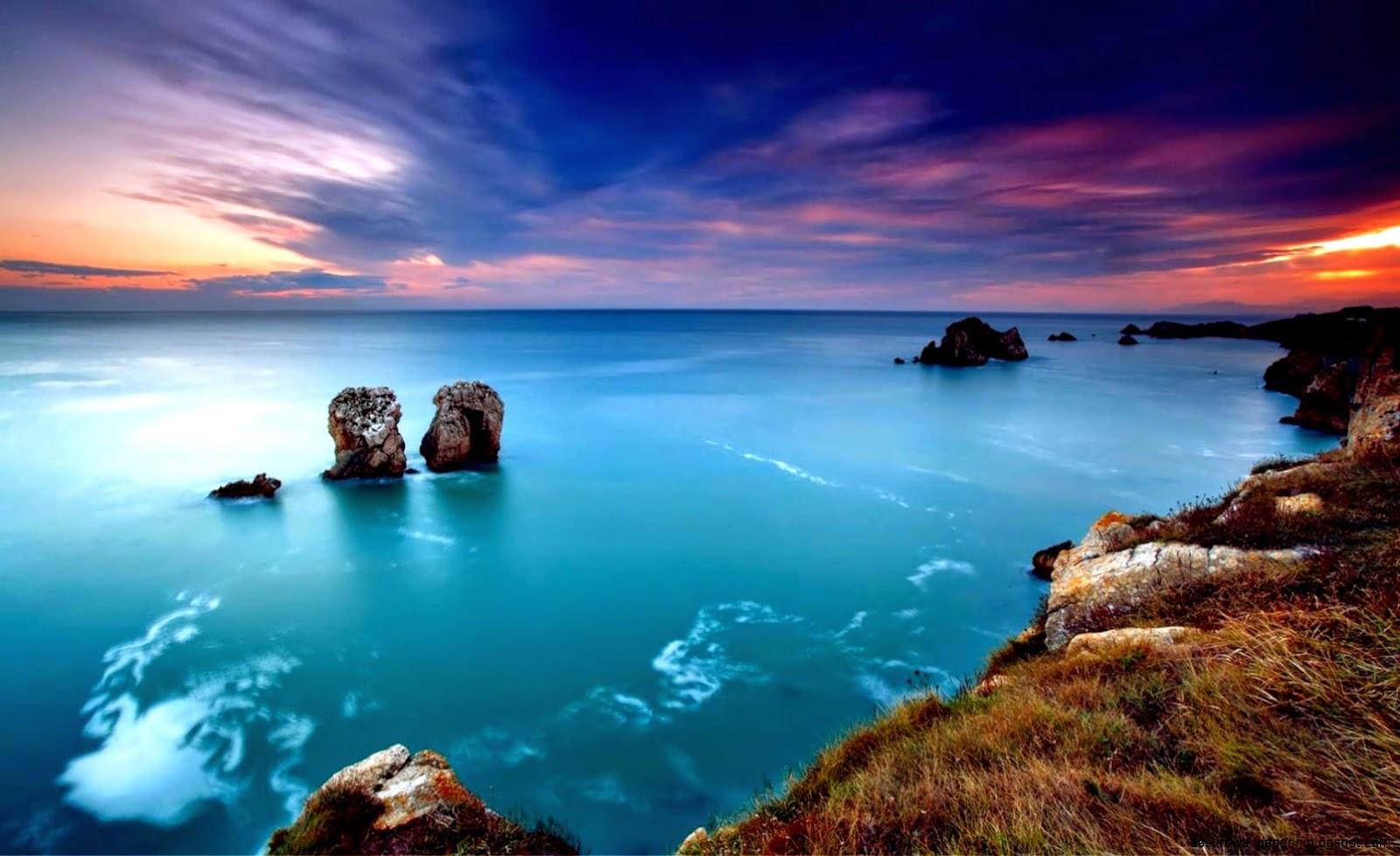 Hd Wallpapers 1080p Ocean: Ocean City Desktop Wallpaper