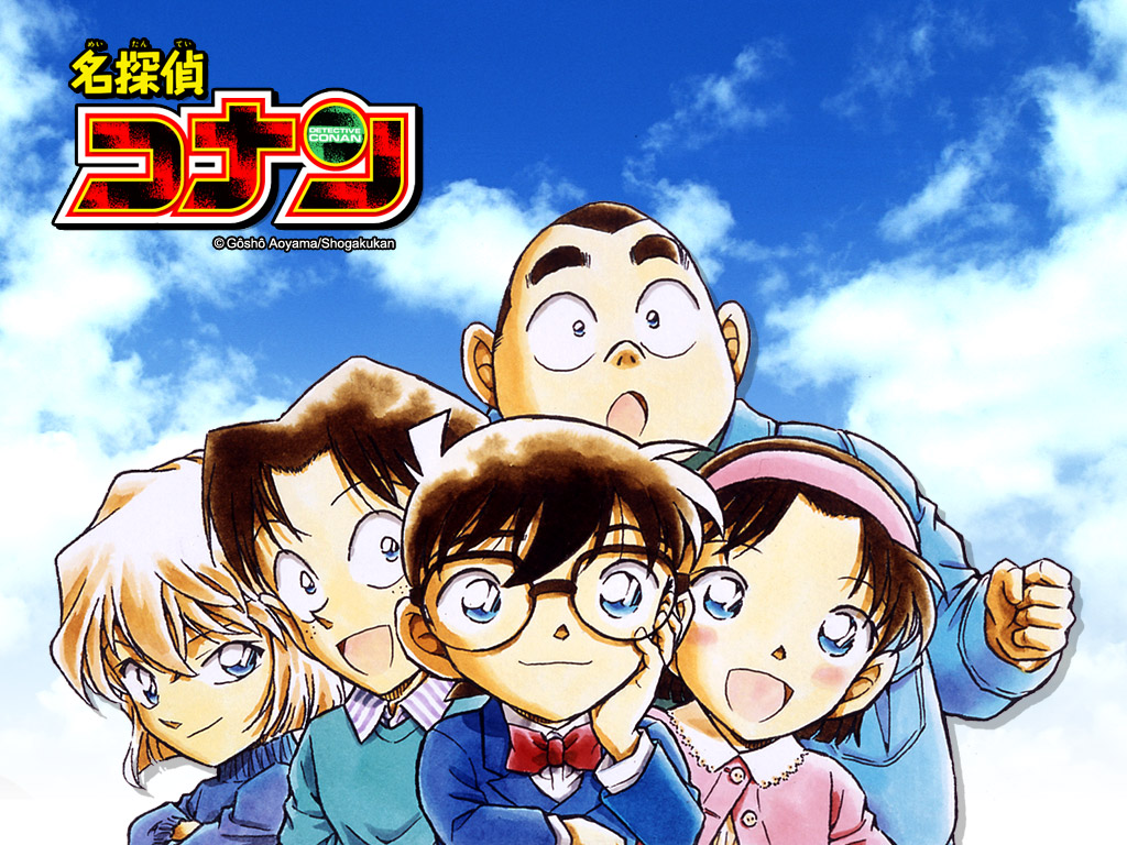 wallpaper HD Detective Conan Wallpaper Page 4 1024x768