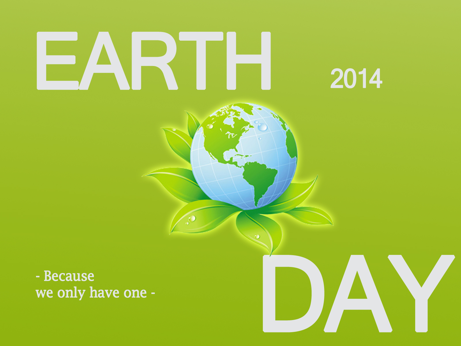 World Earth Day 2014 Wallpaper And Windows 8 Theme 1600x1200