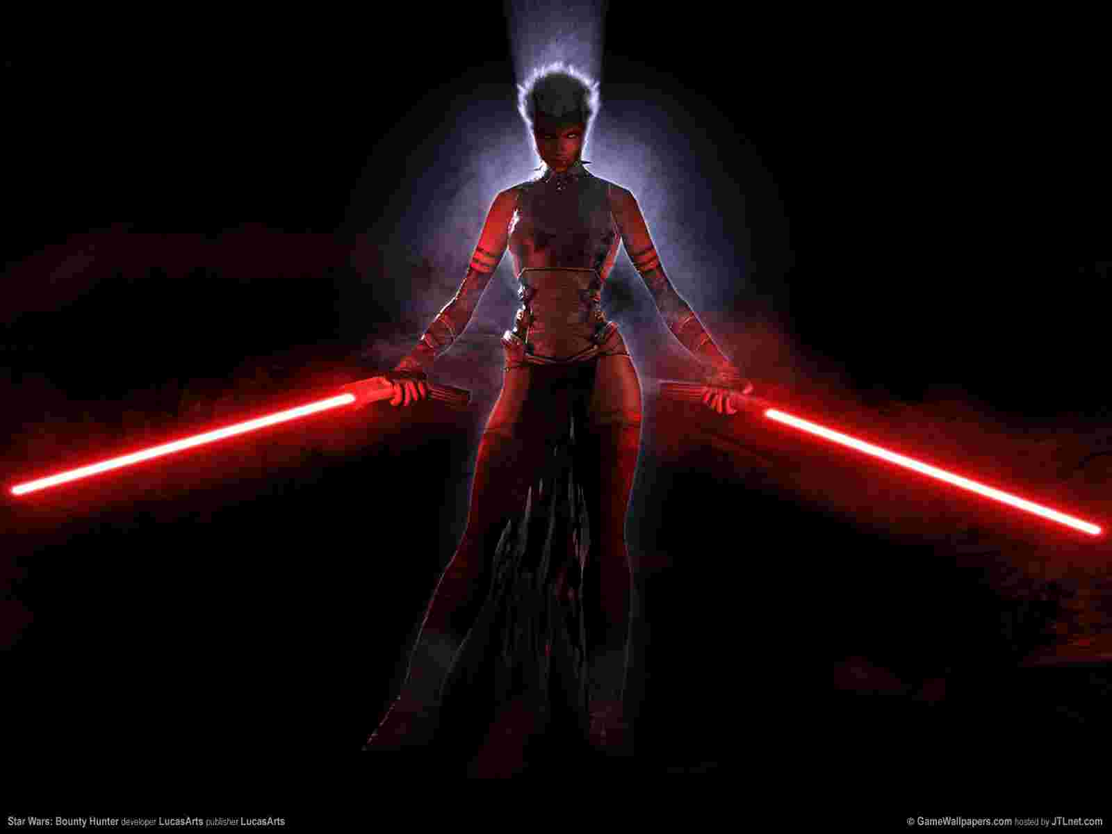 star wars bounty hunter 03 1600031 wallpaper   Star Wars   Games 1600x1200