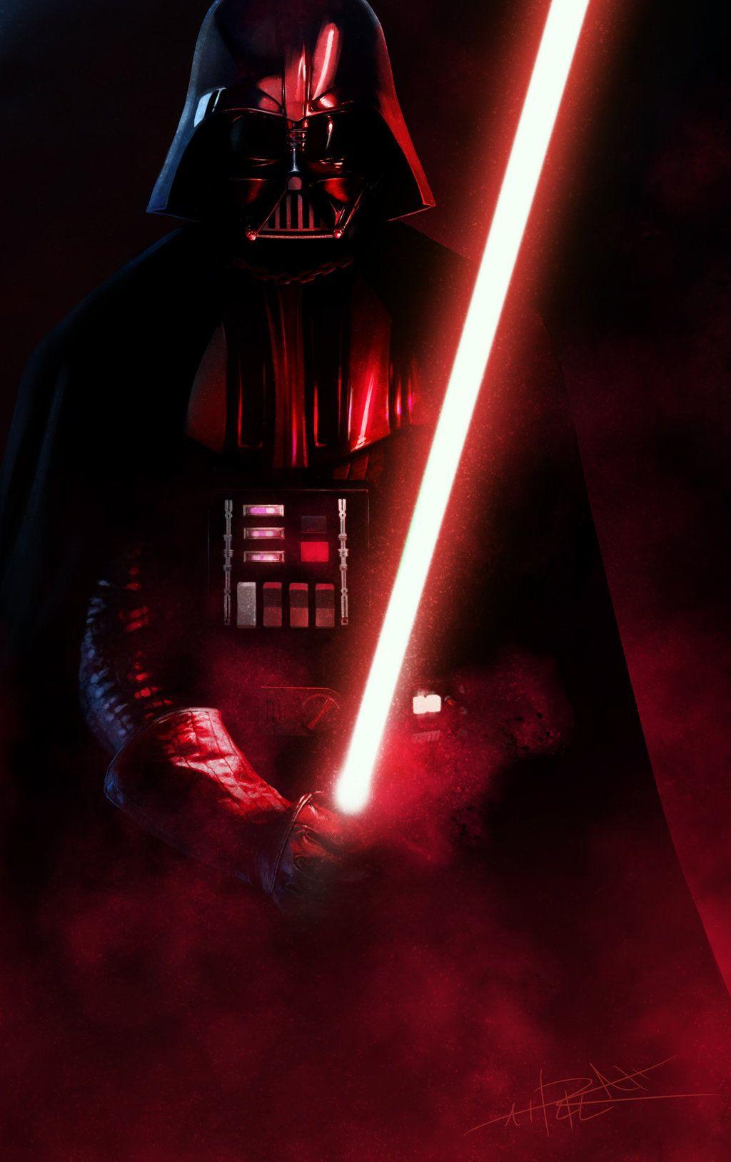 mustangbratt imthenic Vader by Rahzzah Love it imnorsingaround 1024x1629