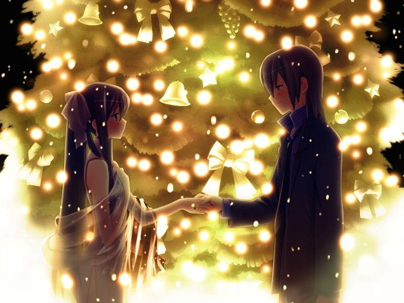 830+ Romantic Couple Anime Hd Wallpaper HD Terbaru