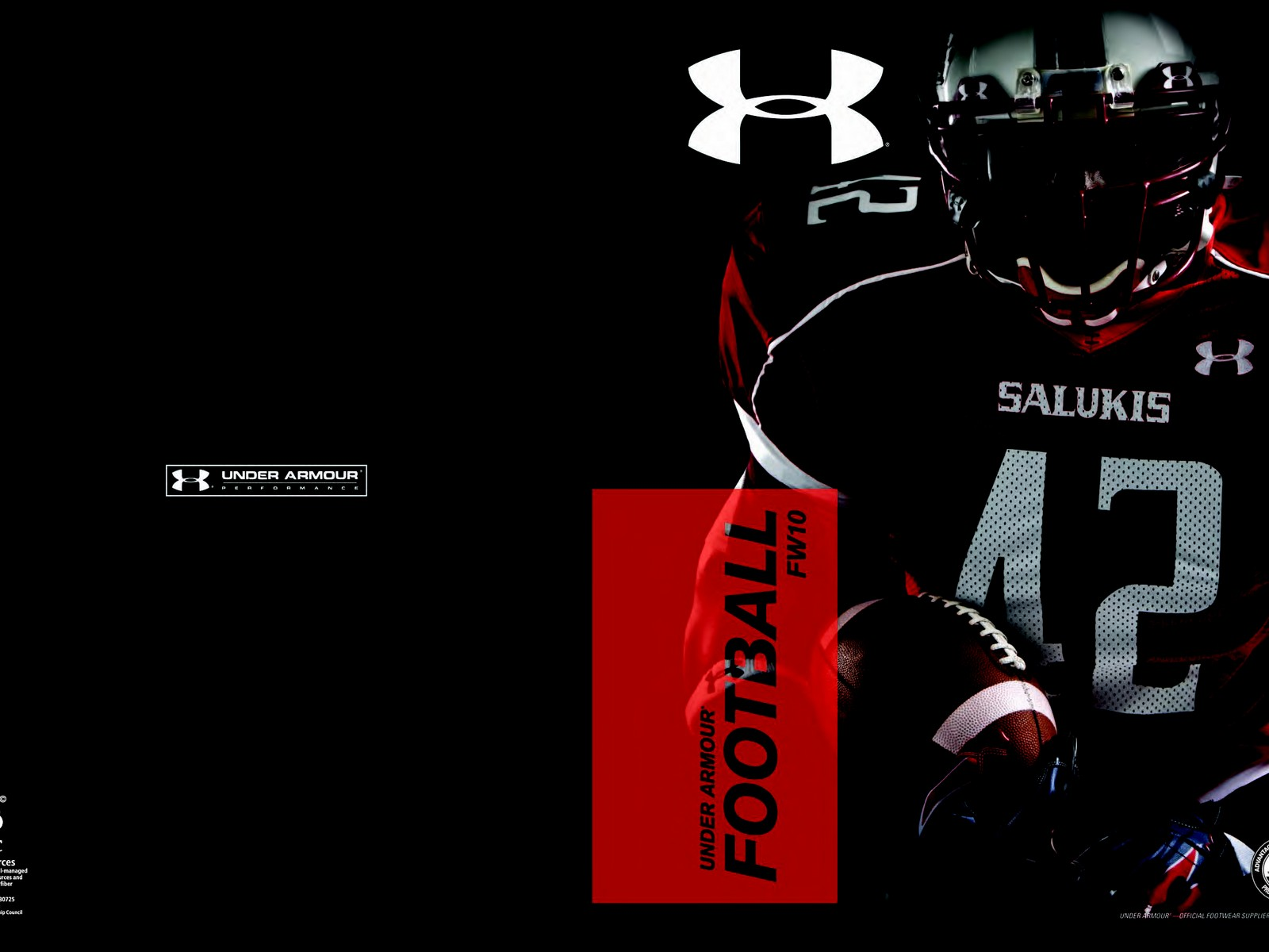 NFL Under Armour Performance Gear 1600x1200 DESKTOP NFL 1600x1200
