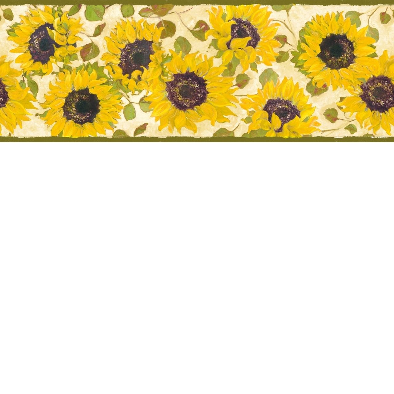 Pin by Gayla Graven on Wallpaper Borders Sunflower wallpaper 1280x1280