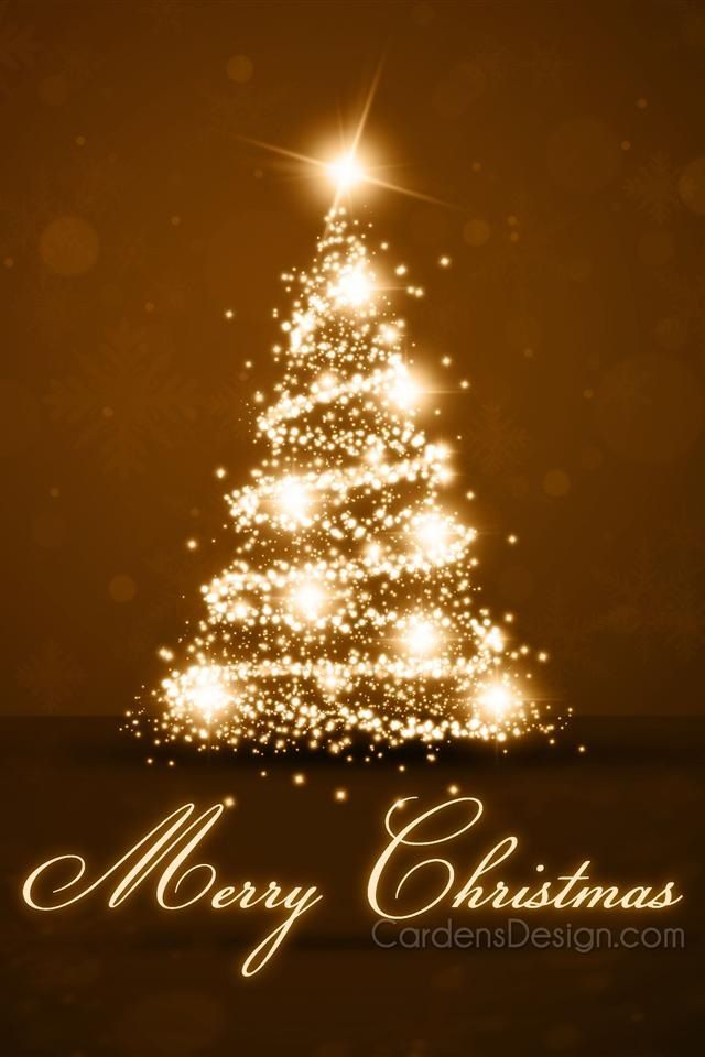 Wallpaper iPhone Christmas HD Wallpapers 640x960