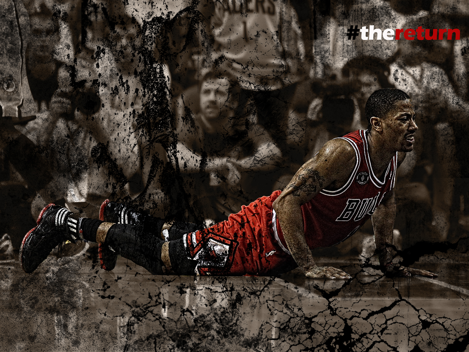 Derrick Rose Wallpapers HD Wallpapers Backgrounds Images Art 1600x1200