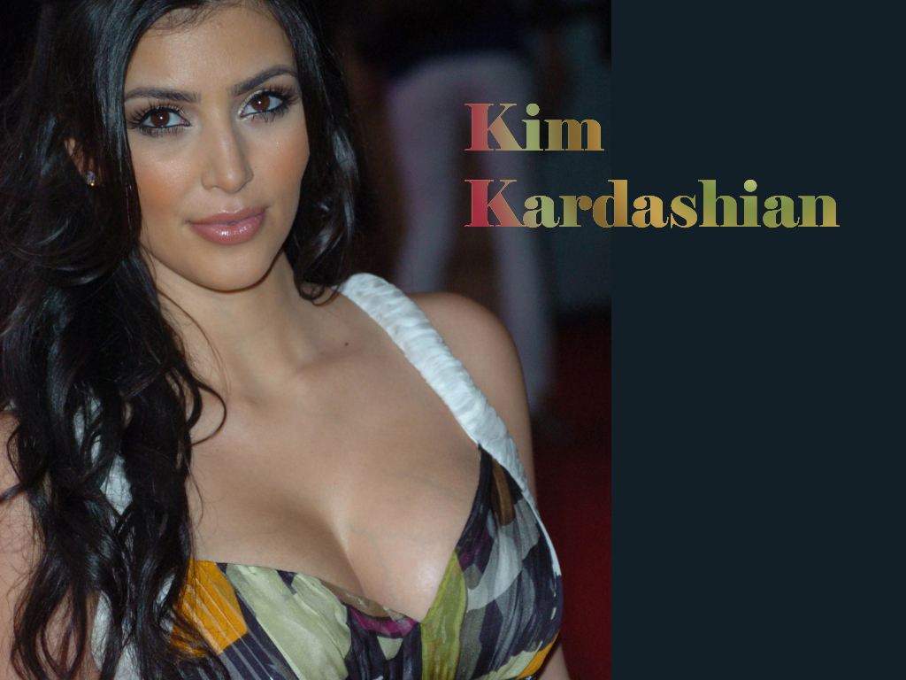 other wallpapers of Kim Kardashian Wallpapers as often as possible 1024x768